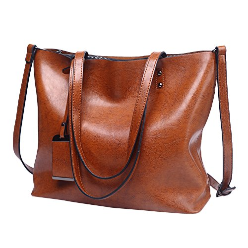 Vintage Leather Handbags - 5