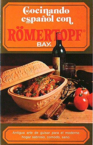 Romertopf 99303 Cook Book, Spanish Version