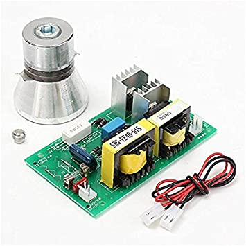 50W 40K Ultrasonic cleaner transducer+110V Ultrasonic cleaner power driver board