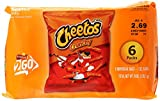 Cheetos Crunchy Cheese Flavored Snacks, 6 Singles For Sale