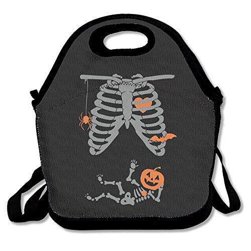 (HJZN SUGER Skeleton Maternity DT Tote Bag Multifunction Waterproof Handbag Lunch)