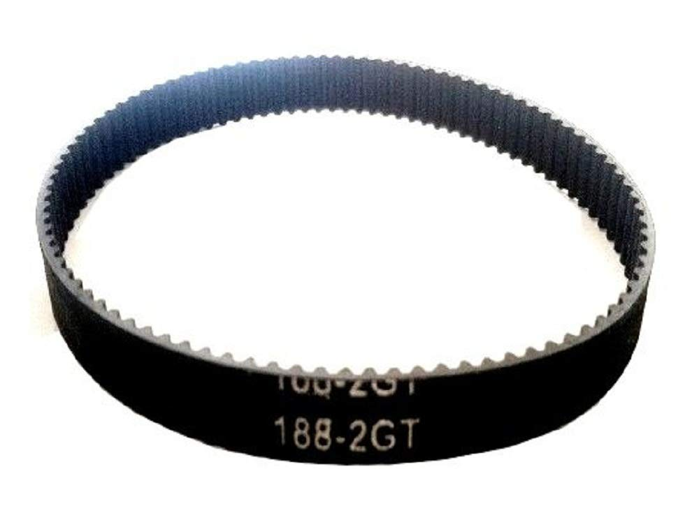 Drucker 188 mm GT2 3D Mendel Ersatzteile Timing Inception Pro Infinite Flashforge Geschlossener Riemen Prusa