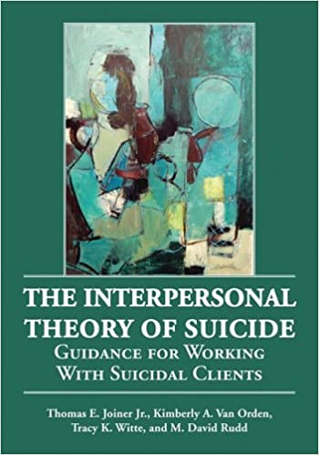 The Interpersonal Theory of Suicide: Guidance for Working
