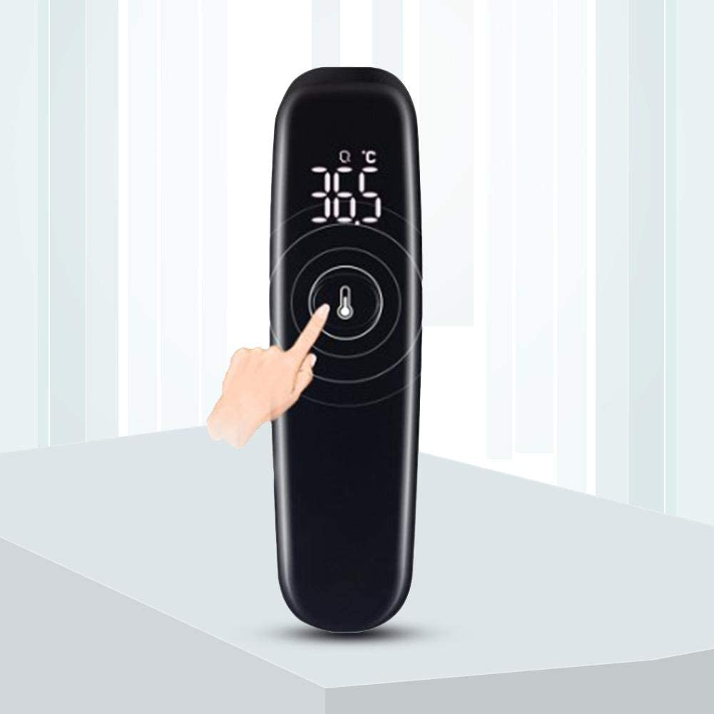 Berkemoon LED-K/örperthermometer 1S Sofortmessung Infrarot Digitales Thermometer