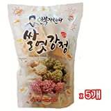Anbokja Rice Crunch 250g x 5 쌀엿강정