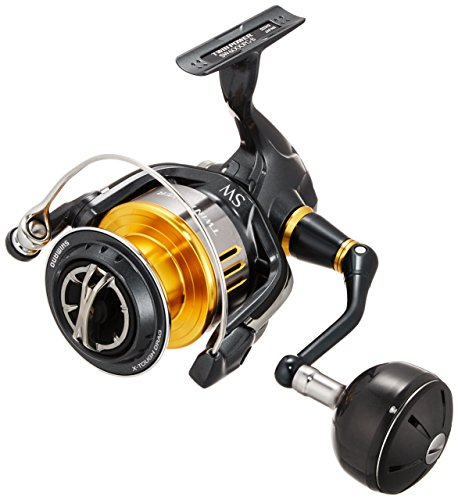 Shimano (SHIMANO)  spinning reel 15 twin power SW 6000 PG  the latest