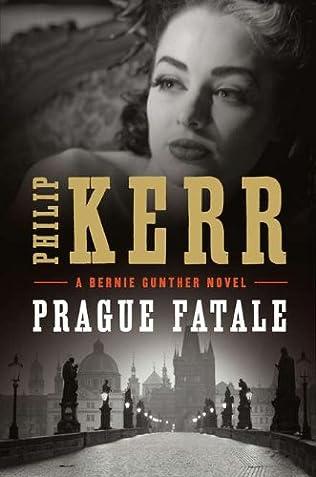 book cover of Prague Fatale