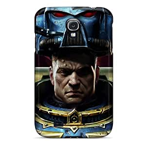 Luoxunmobile333 YFt6749hFoF Cases For Galaxy S4 With Nice Space Marine Warhammer 40,000 Appearance