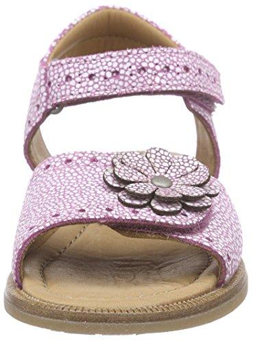 Bisgaard Mädchen Sandals Knöchelriemchen Pink (125 Cerise)