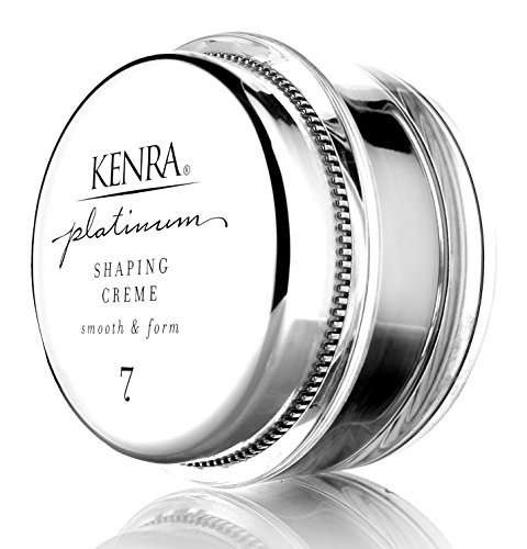 Kenra Platinum Shaping Creme #7, 4-Ounce by Kenra ()