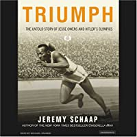 Image for Triumph: The Untold Story of Jesse Owens and Hitler's Olympics