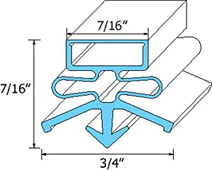 51OiGY68u3L._SX300_ amazon com true manufacturing ucitr810810 door gasket for tuc  at fashall.co