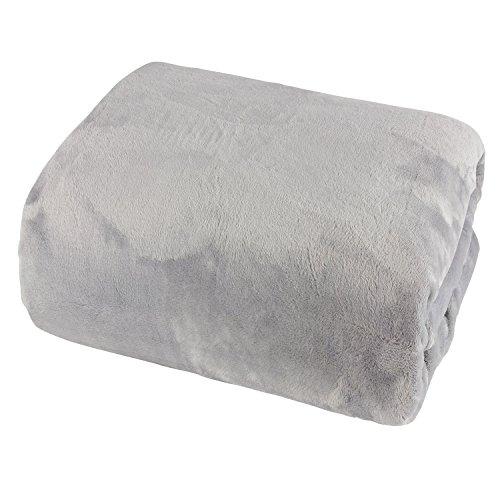 drap housse 150 200 Cashmere Touch Drap Housse 150 x 200 cm 100% polyester Gris Drap  drap housse 150 200