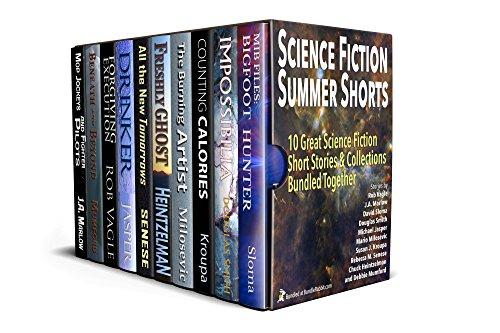 Science Fiction Summer Shorts: (Ten Book Box Set)