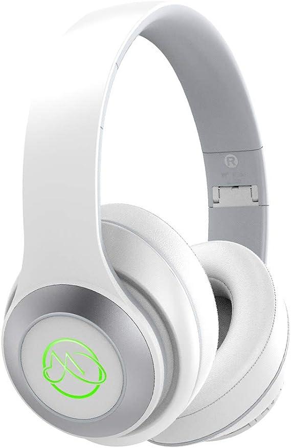 Faltbar Kopfhörer Bluetooth 5.0 HiFi Bass Kabellos Stereo Headset Ohrhörer DHL