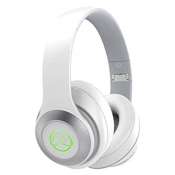 Auriculares Bluetooth Inalámbrico,Auriculares de Diadema Cerrados ...