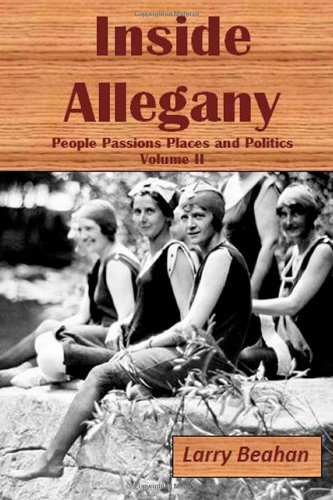 Download Inside Allegany Volume II (Volume 2) ebook