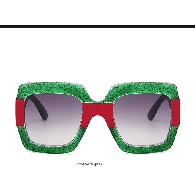 Amazon.com: Fiaya - Gafas de sol unisex de moda, marco ...