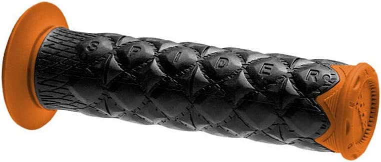 2 Pack Spider Grips SLT Slim Line Grips for ATV Snowmobile SL//TK//B Black//Green Watercraft