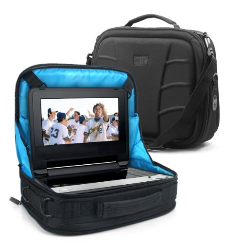 In-Car Portable DVD Player Travel Display Case