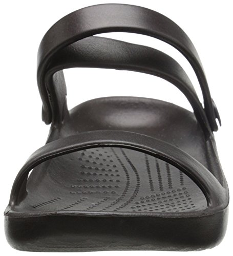 Dawgs Kvinnor Damer 3-rem Sandal Mörkbrun