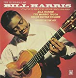 The Blues-Soul of BILL HARRIS . Complete Mercury Recordings 1956-1959. Bill Harris, The Harris Touch and Great Guitar Sounds plus Caught in the Act
