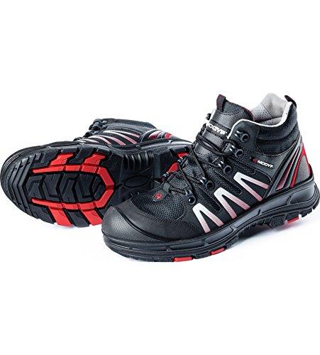 MODYF Chaussures de Sécurité S3 SRC HRO Ultimate Montantes Würth Noires