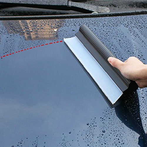 SOURBAN Car Wiper Blade Squeegee Quick Drying Wiper Blade Car Flexy Blade For Cleaning Vehicle Windshield