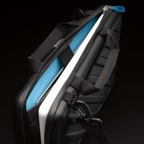 Thule Gauntlet TMPA-113 13 inch MacBook Pro and Retina Display Attache' (Black) by Thule (Image #5)