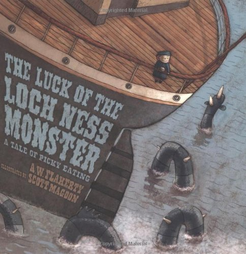 Luck of the Loch Ness Monster: A Tale of Picky Eating ebook