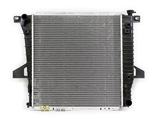 - Radiator - Pacific Best Inc For/Fit 2172 98-05 Ford Ranger Mazda Pickup 98-04 Bronco II 2.5L PTAC
