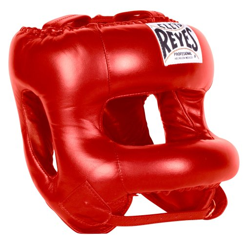 Cleto Reyes Protector Headgear II, Red
