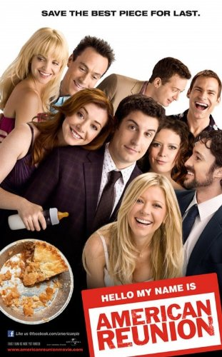 American Pie Reunion B Original D/S Movie Poster