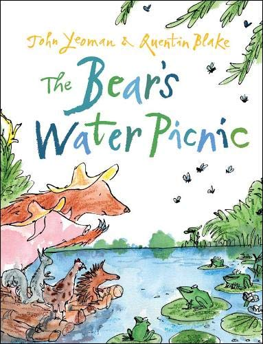 The Bear's Water Picnic -