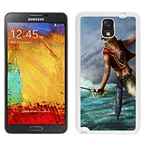 Beautiful And Unique Designed With Lyn Mesh Sword Weapon Sea (2) For Samsung Galaxy Note 3 N900A N900V N900P N900T Phone Case