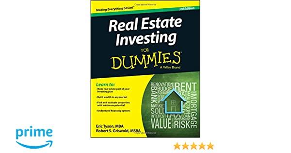 Real Estate Investing For Dummies: Amazon.es: Eric Tyson, Robert S. Griswold: Libros en idiomas extranjeros