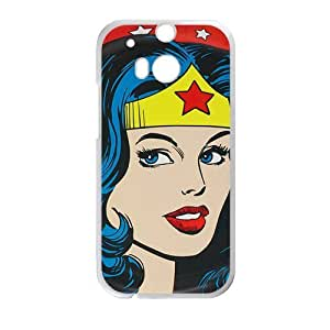 Amazing woman Cell Phone Case for HTC One M8