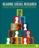 Reading Social Research : Studies in Inequalities and Deviance, , 1452242011