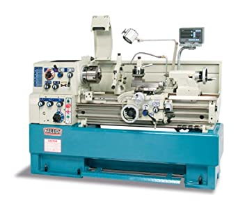"Baileigh PL-1640 Precision Metal Lathe, 3-Phase 220V, 7.5hp Motor, 16"" Swing, 40"" Bed Length"