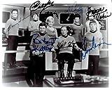 Star Trek Original Cast Signed Autographed 8 X 10 Reprint Photo - Mint Condition