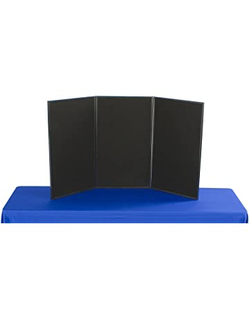 Exhibition Booth Assistant : Display booths amazon office school supplies