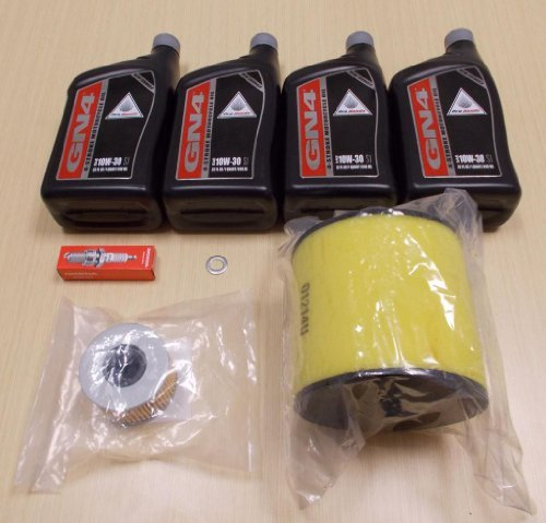 New 2009-2013 Honda Big Red MUV 700 UTV Complete OE Oil Service Tune-Up Kit by Honda