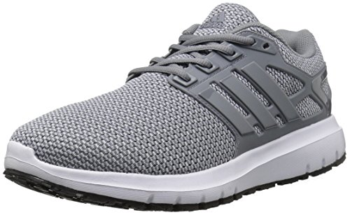 adidas Men's Energy Cloud Wide m Running Shoe Grey/Grey/Clear Grey 11.5 4E US