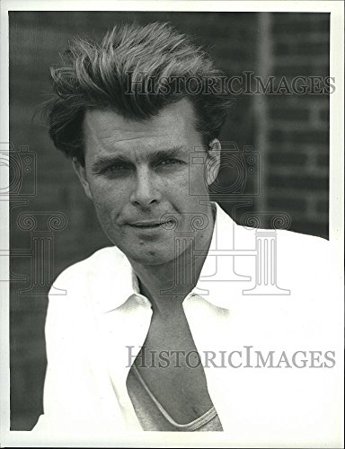 Vintage Photos Historic Images 1987 Press Photo Nicholas Campbell - Diamond Campbell