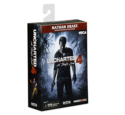 NECA Uncharted Ultimate Nathan Action