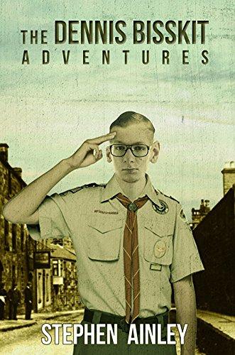 Book: The Dennis Bisskit Adventures by Stephen Ainley