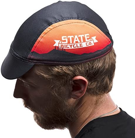 State Bicycle Co Men s Cycling Cap Hell Ride