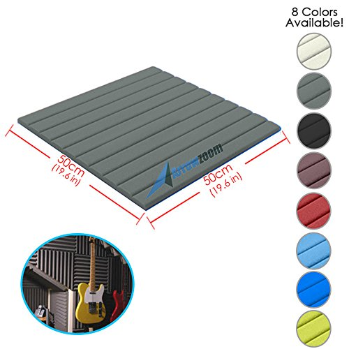 arrowzoom-new-1-piece-of-196-in-x-196-in-x-08-in-soundproofing-insulation-flat-wedge-acoustic-wall-f