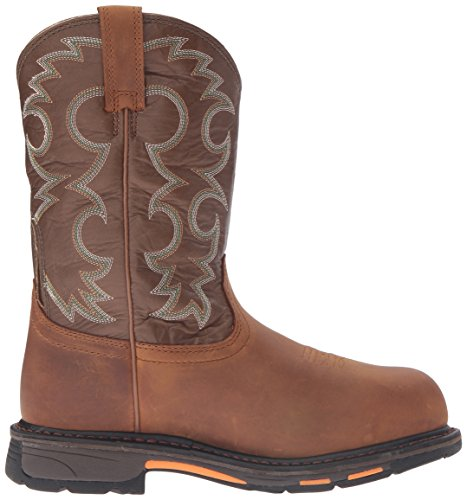 Bark Aged Composite H2O Ariat Army Green Women's Work Toe Boot Workhog nAwqFpFx8R
