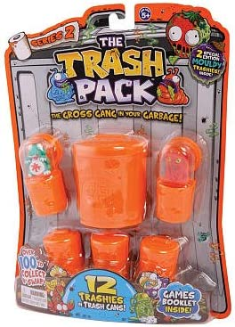 Spooky Series USA The Trash Pack